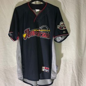 Majestic MLB ASG American League Jersey '09 Large